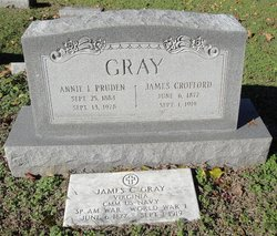Annie Laurie <i>Pruden</i> Gray