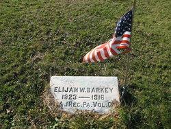 Elijah Wesley Barkey