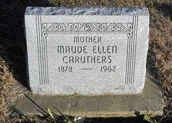 Maude Ellen <i>Francis</i> Caruthers