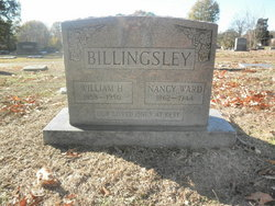 Nancy <i>Ward</i> Billingsley