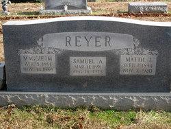 Samuel Ambruse Reyer