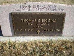 Thomas G Biggins