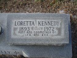 Mary Loretta <i>Kennedy</i> Connelly