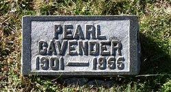 Pearl Cavender