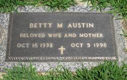 Betty <i>Mathena</i> Austin