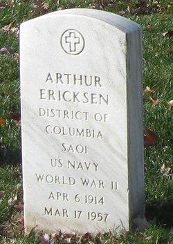 Arthur Ericksen