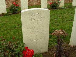 Lance Corporal Howard Sinclair Seton
