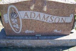 Anna E <i>Colglazier</i> Adamson