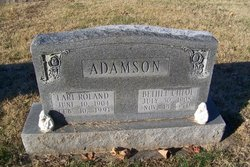Bethel Chloe <i>McNeely</i> Adamson