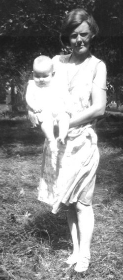 Bessie Cecil <i>Mayfield</i> Martin