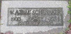 William Andrew Bill Schenaker