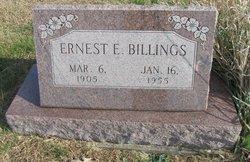 Earnest Earl Billings