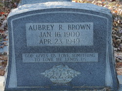 Aubrey R. Brown