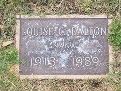 Louise Christine <i>Woods</i> Dalton