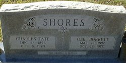 Charles Tate Shores