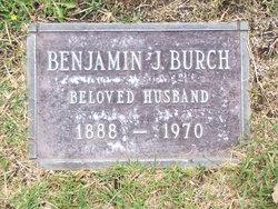 Benjamin J Burch