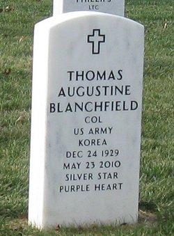 Thomas Augustine Blanchfield
