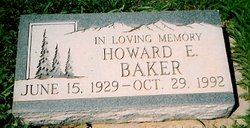 Howard Earl Baker