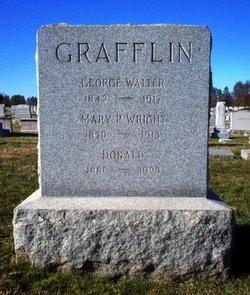 Mary P <i>Wright</i> Grafflin