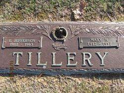 Edward Jefferson Tillery
