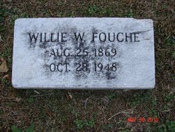 William Wright Fouche'