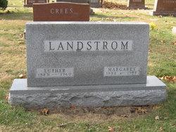 Margaret <i>Knapp</i> Landstrom