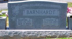 Martin A Barnhardt