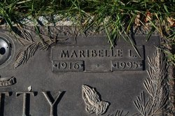 Maribelle Lois <i>Bulick</i> Beatty