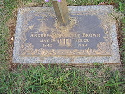 Andrew Roosevelt Brown