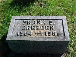 Frank B Creeden