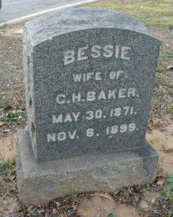 Bessie Baker