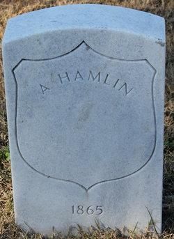 Pvt A Hamlin