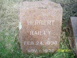 Herbert Bailey