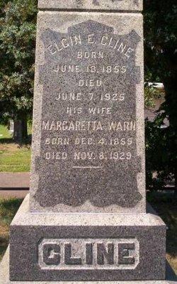 Margaretta <i>Warn</i> Cline