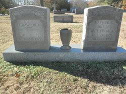 Mary Agnes <i>Poag</i> Crawford