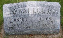 Helena <i>Straus</i> Ballge