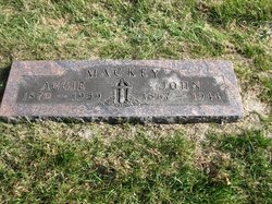 Aggie <i>Marsden</i> Mackey