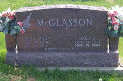Daily J. McGlasson