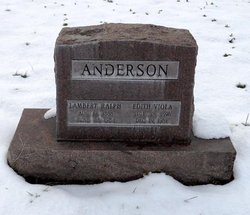 Lambert Ralph Anderson