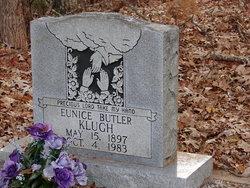 Eunice <i>Butler</i> Klugh
