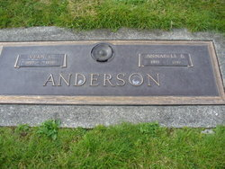 Annabell B Anderson