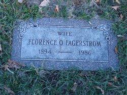 Florence Naomi <i>Ohlzen</i> Fagerstrom