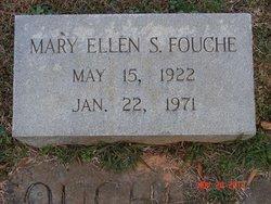 MARY ELLEN <i>S</i> FOUCHE