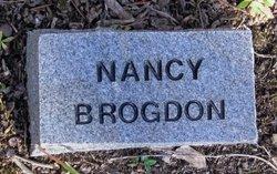 Nancy C. <i>Raemine</i> Brogdon