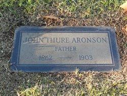 John Thure Aronson