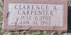 Clarence Anderson Carpenter