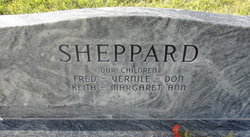 Florence <i>Stewart</i> Sheppard