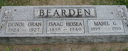Mabel Grace <i>Murray</i> Bearden