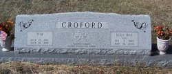 Thomas Forest Tom Croford