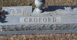 Tommy Dean Croford